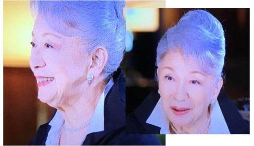 草笛光子さんの白髪を染めないグレーヘアー(グレイヘアー)から黒髪に変化した原因とは?